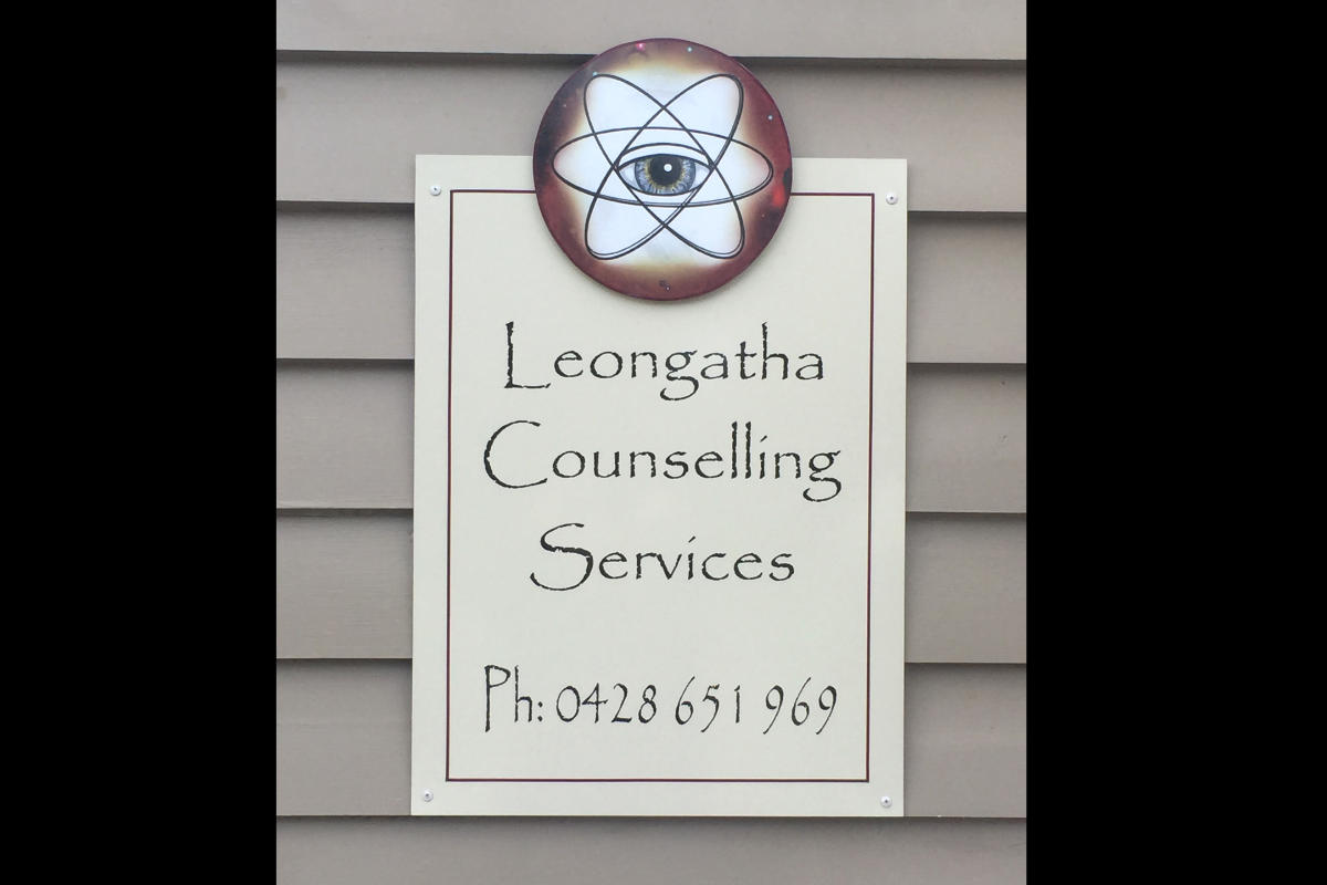LCS small building sign by Signspec Signs